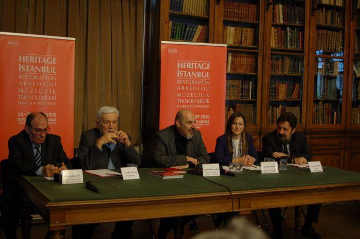 Arkeoloji, Müzecilik Teknolojileri Fuar & Konferansı Heritage İstanbul ertelendi!
