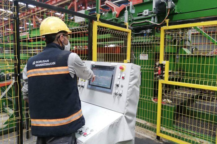 Borusan Mannesmann Kovid-19'u Teknolojiyle Hackliyor