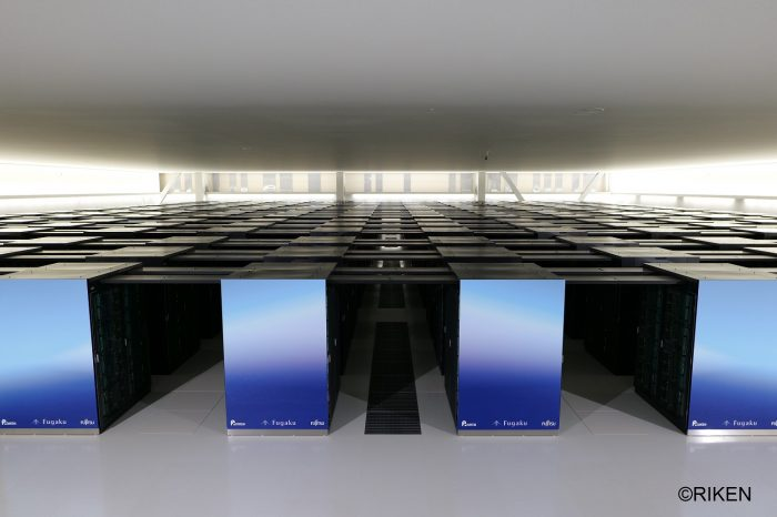 Fujitsu ve RIKEN, Süper Bilgisayar Fugaku ile TOP500, HPCG ve HPL-AI'da Dünyada Birincilik Kazandı