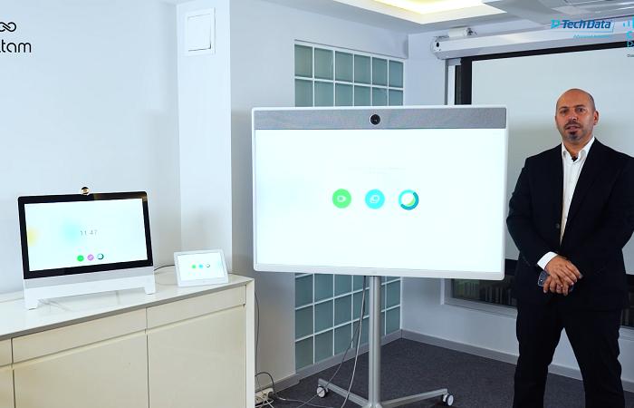 Cisco WebEx ürünleri Biltam Collaboration Deneyim Merkezinde deneyimlenebilecek