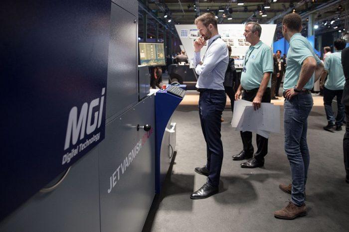Konica Minolta, MGI ile ortaklığını güçlendiriyor