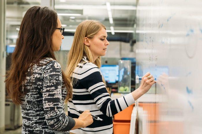 Kadınlar, işyerlerine güvenmek ister