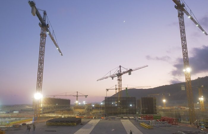 TVEL'e Bağlı Şirket Akkuyu NGS İçin Yakıt Yükleme Makineleri Tedarik Edecek