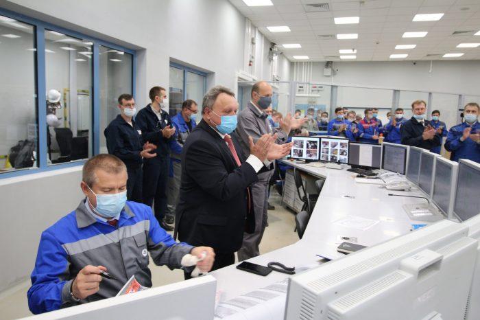 Leningrad NGS'nin 6'ıncı İnovatif Güç Ünitesinde İlk Nükleer Reaksiyon Gerçekleşti