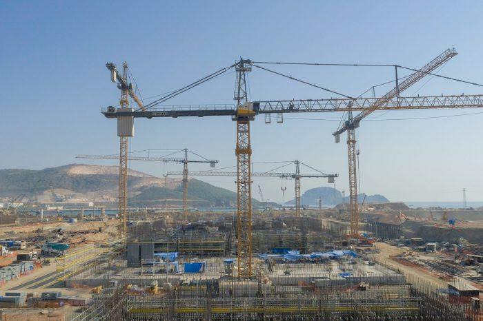 Akkuyu NGS'nin 2. Güç Ünitesinde İki Binanın Temel Atma Çalışmaları Tamamlandı