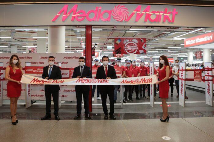 MediaMarkt'tan bir günde iki mağaza açılışı!