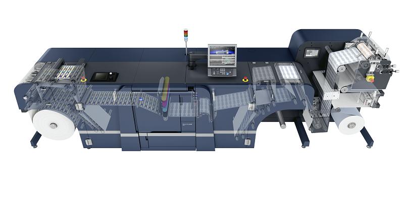 Konica Minolta, AccurioLabel baskı makinelerine hibrit fonksiyonunu ekliyor