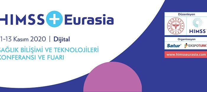 Sağlıkta gelecek HIMSS + Eurasia'da yazılacak!