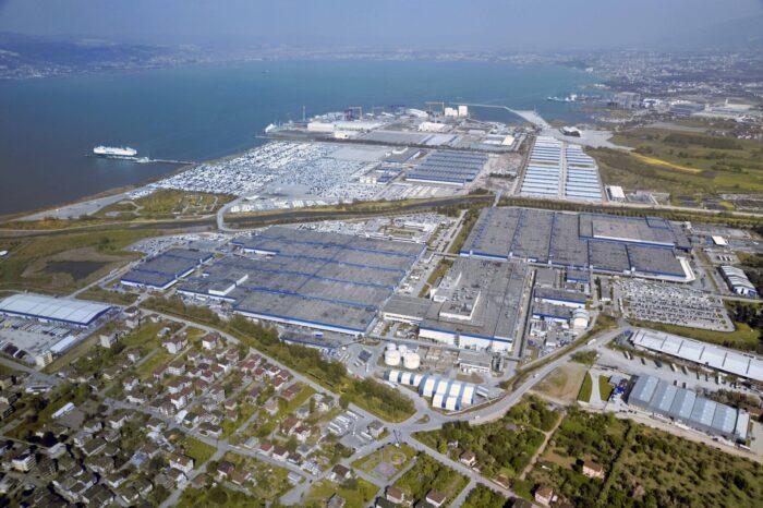 Ford'un tam elektrikli ilk ticari aracı E-Transit, Ford Otosan Kocaeli Fabrikalarında üretilecek
