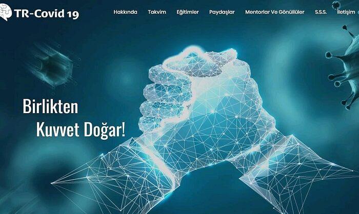 'TRCovid19 Ortak Akıl Platformu' ile çevrimiçi kenetlendik