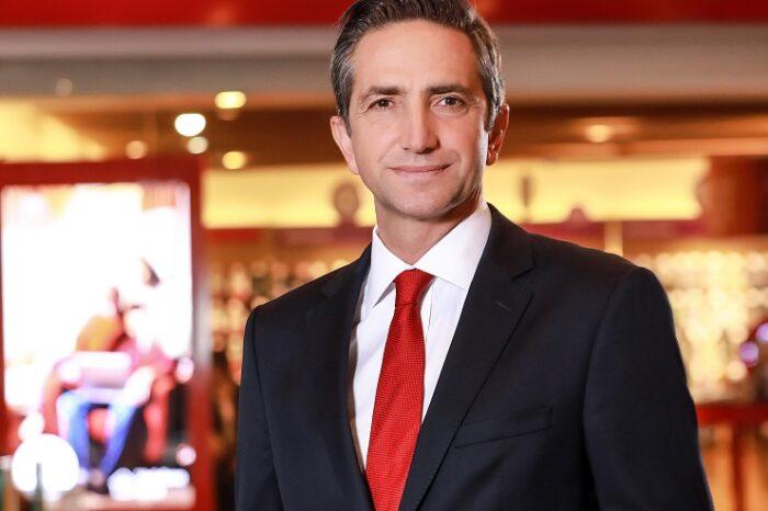Vodafone Türkiye'de CEO Aksoy