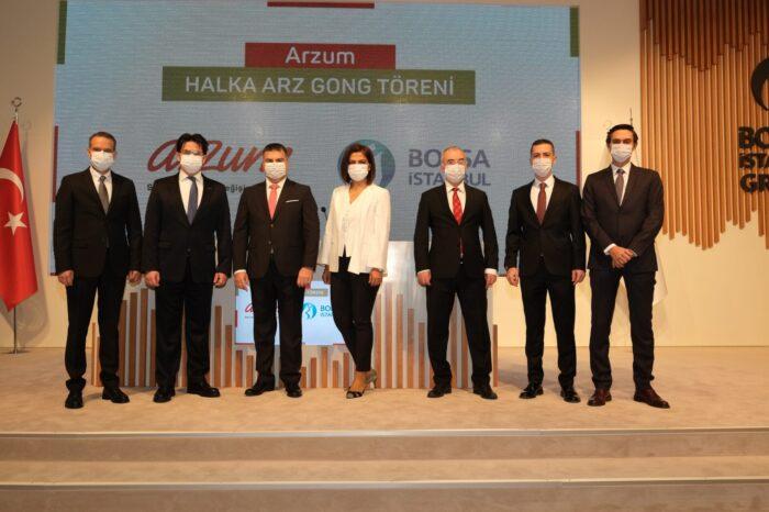 Borsa İstanbul'da Gong Arzum İçin Çaldı!