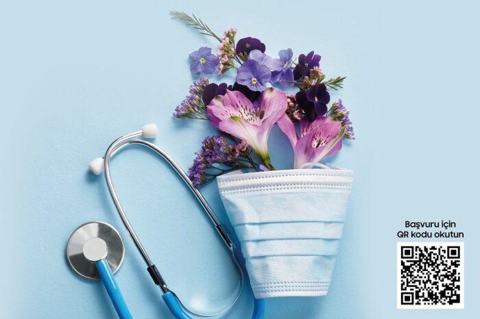 Samsung'un sağlık çalışanlarına özel indirim kampanyası devam ediyor!