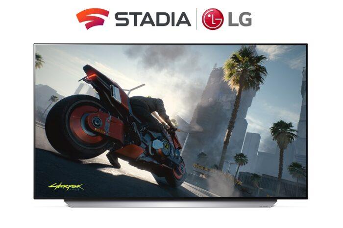 2021 Serisi LG Smart TV'lere Google Stadia Desteği Geliyor!