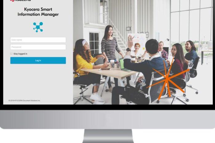 Kyocera, KYOCERA Smart Information Manager'ın piyasaya sürülmesiyle belge yönetimi ve iş akışı otomasyonunu optimize ediyor