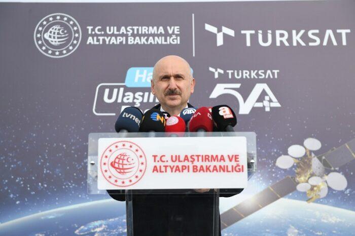 Türksat 5A'nın Fırlatılmasına Saatler Kaldı!