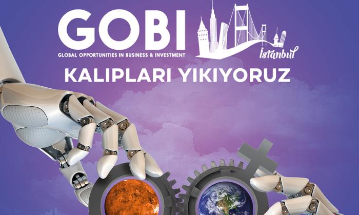 İTÜ'nün ilk uluslararası öğrenci zirvesi GOBI (Global Opportunities in Business and Investment) için geri sayım başladı!