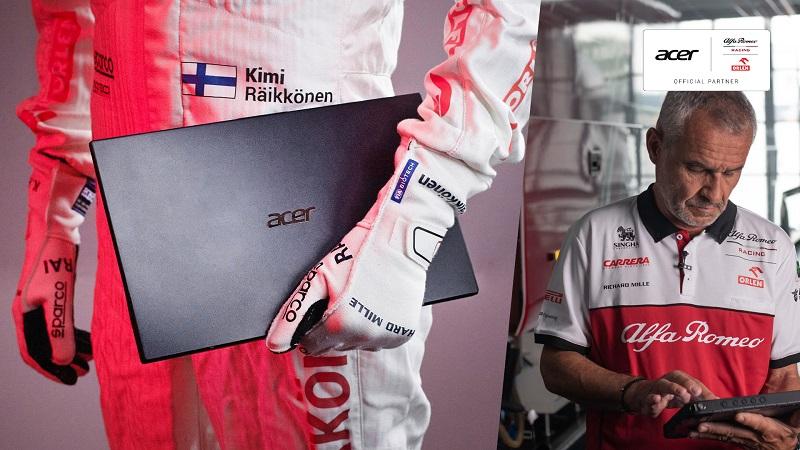 Acer ve Sauber Motorsport İş Birliği 2021'de devam edecek!