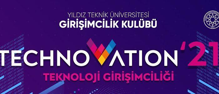 """Yıldız Teknik Üniversitesi Girişimcilik Kulübü tarafından her yıl güncel teknoloji trendlerini konu alan Technovation etkinliği bu yıl """"Teknoloji Girişimciliği"""" temasıyla düzenleniyor"""