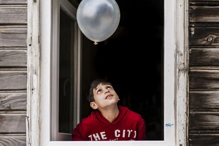 Benim Balonlarım Vardı