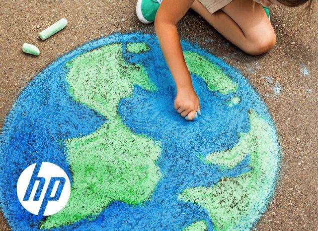 HP Türkiye'nin Odağında Çevre ve Eğitim Var