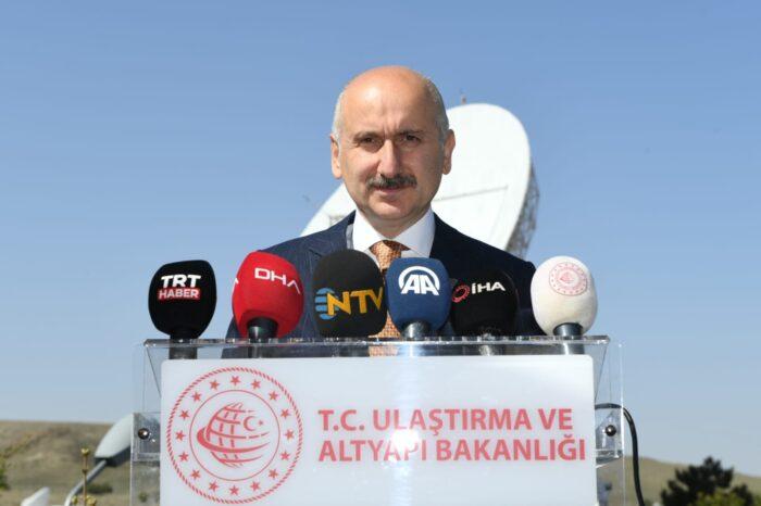 Türksat 5A Mayısta Uzaydaki Yörüngesine Oturuyor