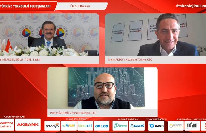 'Türkiye Teknoloji Buluşmaları'nda KOBİ'lerin Dijital Dünyaya Hazırlanması Konuşuldu