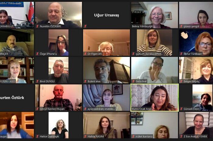 Türkiye'nin İlk Kadın Taarruz Helikopter Pilotu Kadın Girişimcilerin Konuğu Oldu