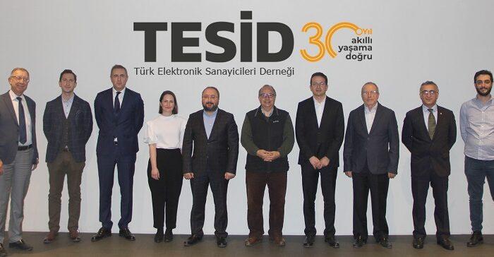 Tunaoğlu, TESİD Yönetim Kurulu Başkanlığı'na seçildi