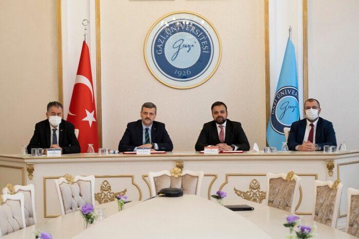 'Türk Beyin Projesi Sözleşmesi' imzalandı