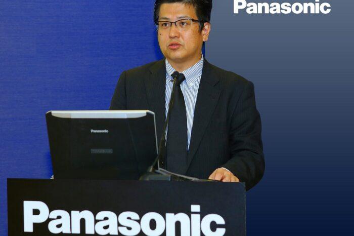 Panasonic Life Solutions Türkiye'nin Başkanı Kato oldu