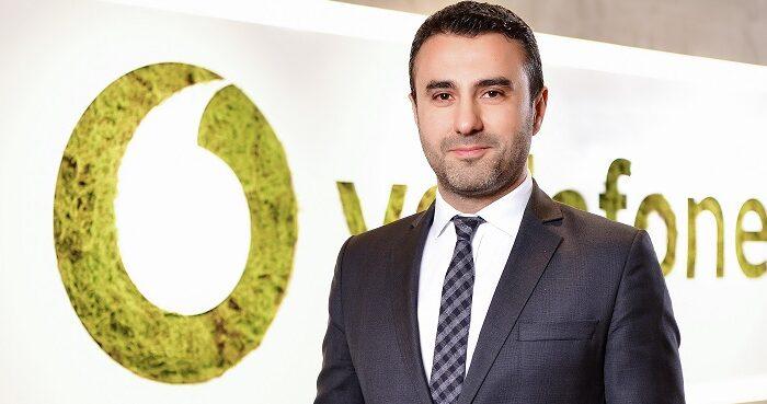 Vodafone Türkiye'de atama