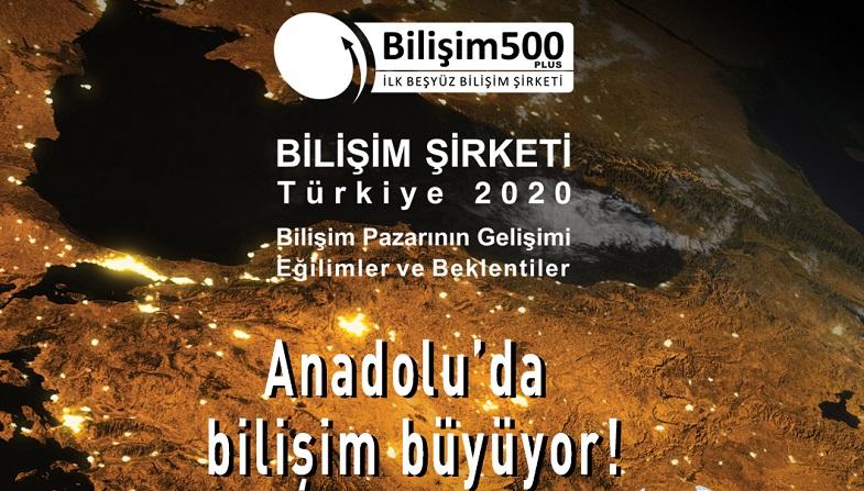 Anadolu'dan Bilişim 500'e büyük ilgi!