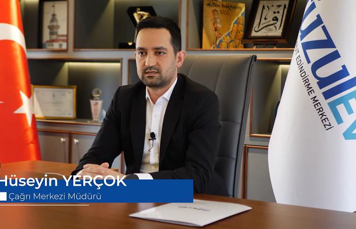 """""""Türkiye'nin her noktasında müşterilerimize aynı dili kullanma özgürlüğüne sahip olduk"""""""