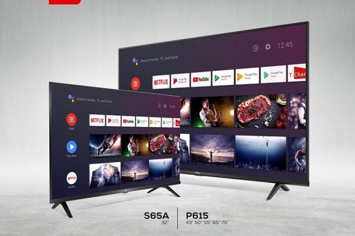 Dünya Devi TCL Yerli Üretim Akıllı TV Gamını Satışa Sunduğu Yeni Modellerle Genişletti