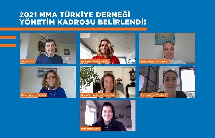 MMA Türkiye yönetim ekibi işbaşında