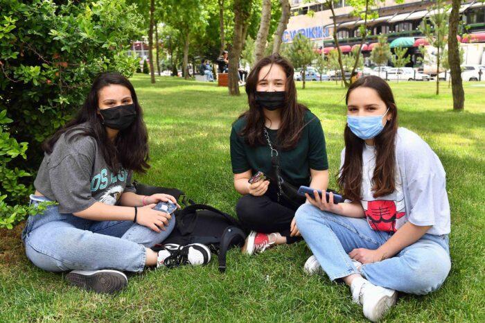 Ücretsiz İnternet Dönemi Başkent'in Dört Bir Yanını Sarıyor