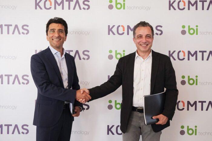 Komtaş ve BI Technology güçlerini birleştiriyor