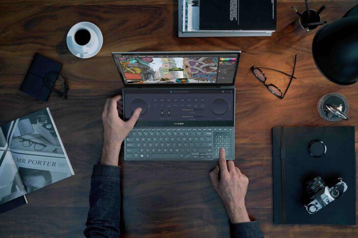 OLED ekranlı ASUS dizüstü bilgisayarla renkler daha canlı, daha gerçek