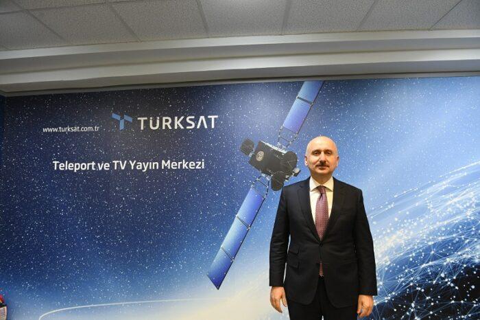 First agreement for Turksat 5B
