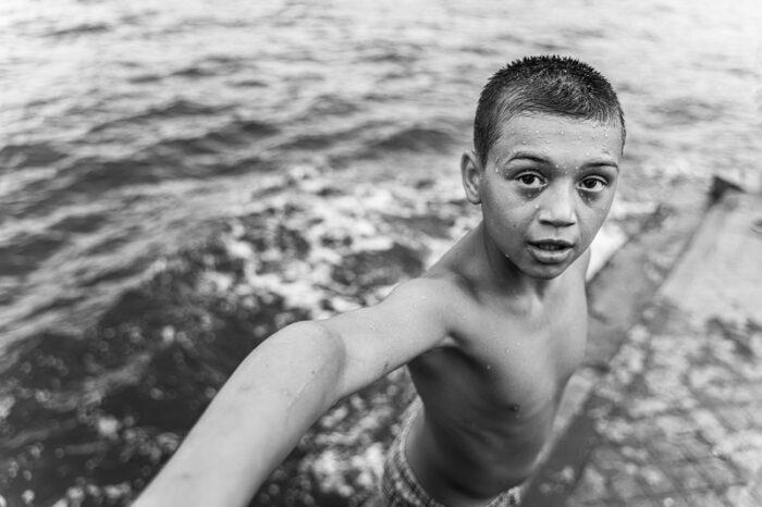 Boğaz'daki Suriyeli Mülteci Çocukları