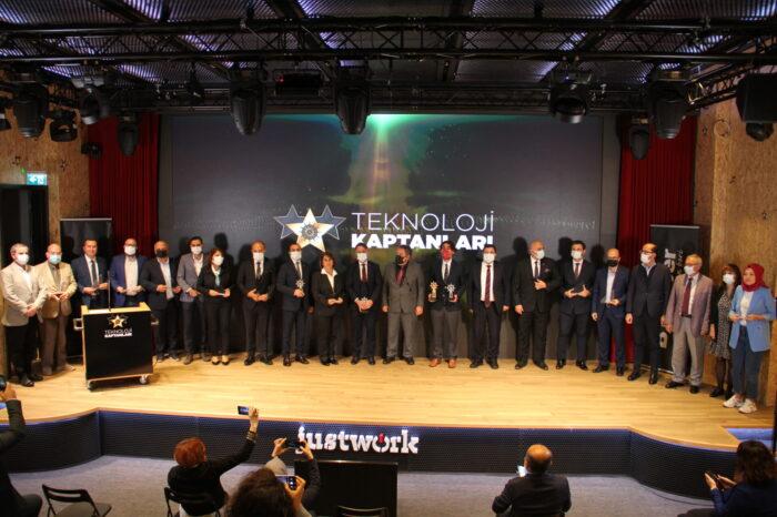 Teknoloji Kaptanları Ödülleri sahiplerini buldu